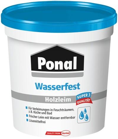 47580 Ponal Super 3 wasserfester Holzleim 760g