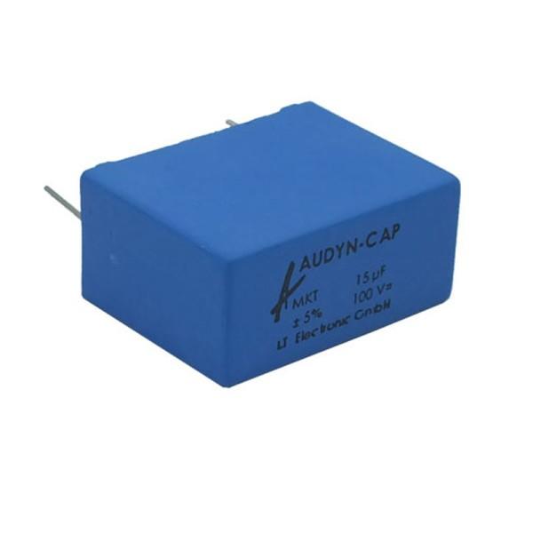 12864 MKT 100V Folienkondensator radial