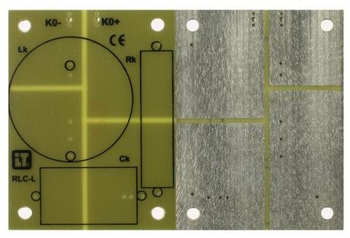 11042 LP-L-RLC Leiterplatte RLC Large