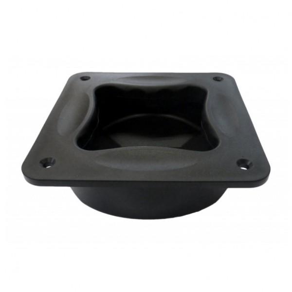 65010 LT 3413 - Griffschale Kunststoff schwarz