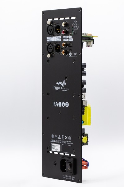 65479 Hypex FusionAmp FA122 2x125W