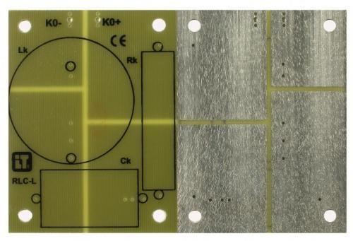 65059 LP-M-RLC Leiterplatte RLC (Mittel)