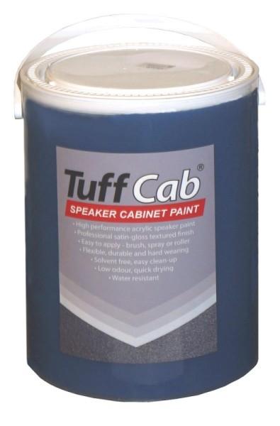 67121 5kg Tuff Cab® Strukturlack Turbo Blue