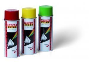 67530 Prisma Color Lackspray 400ml RAL 9005 Tiefschwarz