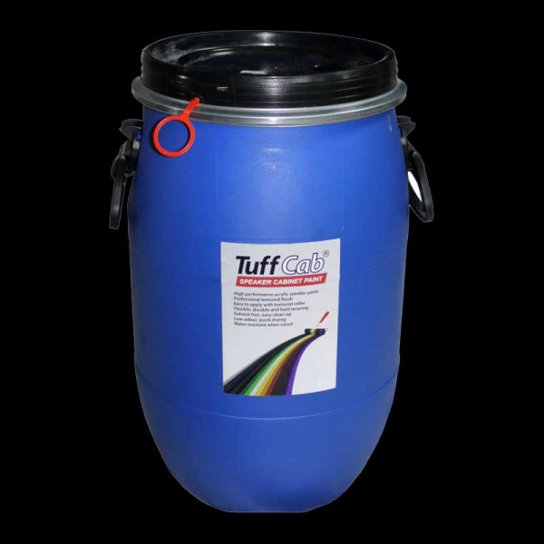 67141 25kg Tuff Cab® PRO Strukturlack Schwarz