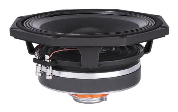 "45907 Faital Pro Coaxial 8HX150 - 8"" Coaxial Neodym Lautsprecher 250 W + 15 W 8 Ohm"