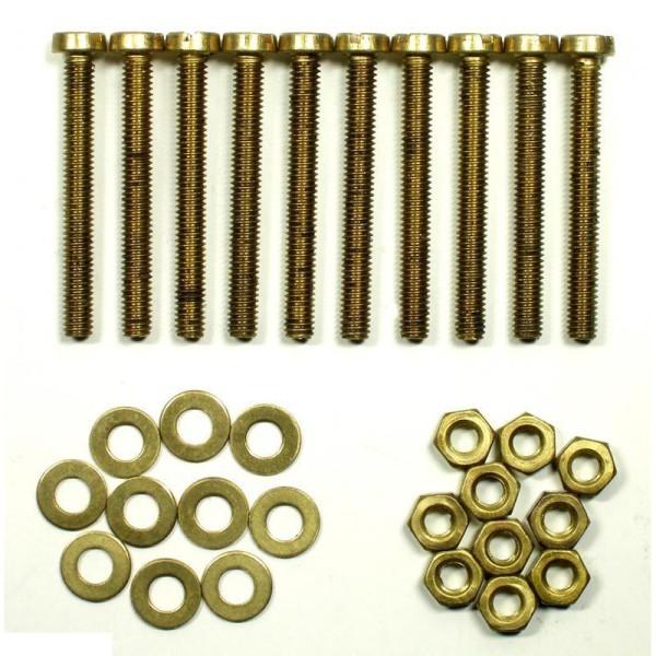 12445 Befestigungssatz für Spulen M4 x 35mm