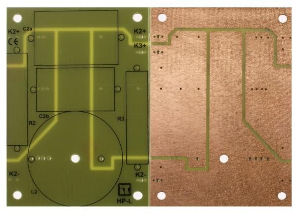 11041 LP-L3 HP Leiterplatte Hochpass groß 12dB