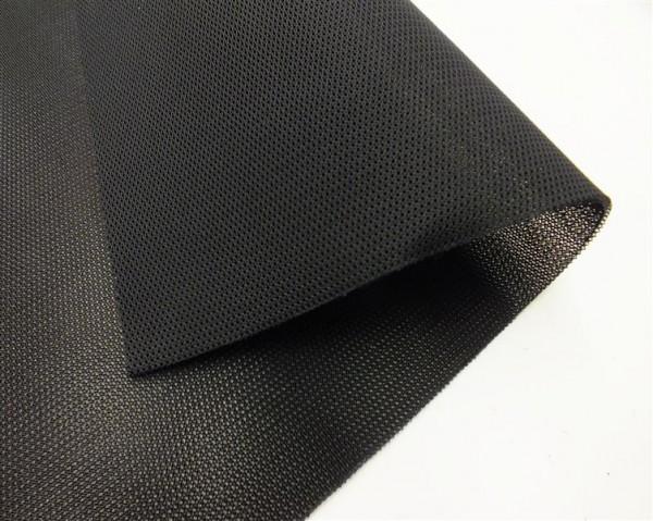 66980 LT.LOOP Akustikstoff schwarz, 150cm breit