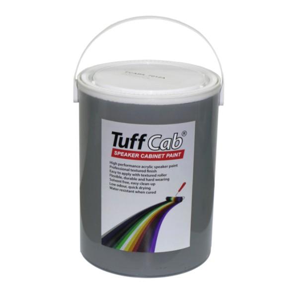 12601 5kg Tuff Cab® Strukturlack RAL 7015 Schiefergrau