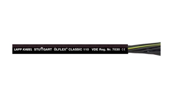 12373 LS-Kabel LAPP ÖLFLEX 4x2,5mm² 50m-Ring