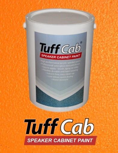 67129 5kg Tuff Cab® Strukturlack RAL 2004 Reinorange