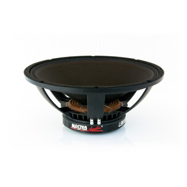 "12255 Master Audio LSN 18/4 - 18"" Subwoofer 800W 4 Ohm"