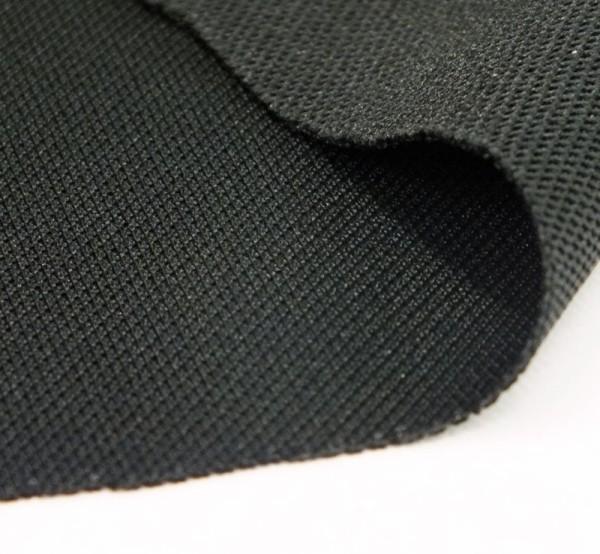 67303 LT.ONE Akustikstoff schwarz, 150cm breit