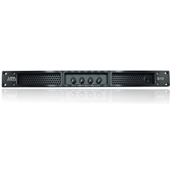 12368 JAM Systems Q10 Endstufe - 4x2500W