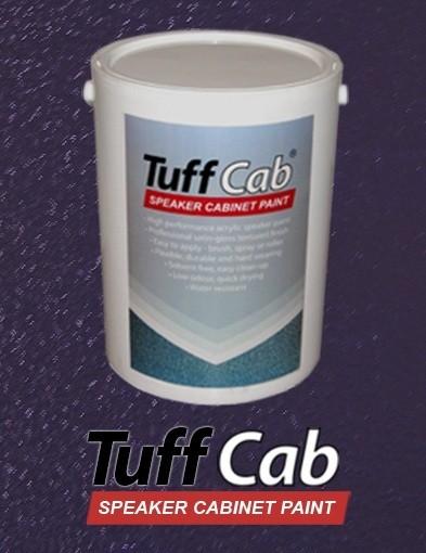 67125 5kg Tuff Cab® Strukturlack F1 Funky Purple
