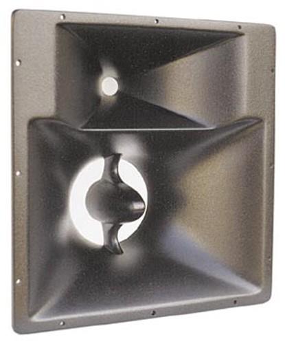 """64924 Limmer 042p - 6""""-1"""" Hornflare 75x45° für PHL 6,5"""" Treiber mit 1,5"""" Spule"""