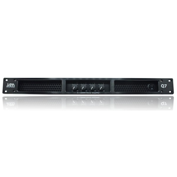 12367 JAM Systems Q7 Endstufe - 4x1600W
