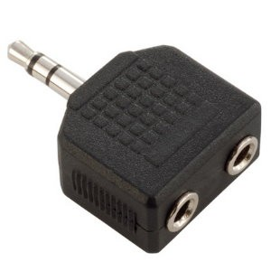 57535 Adam Hall 7556 - Y-Adapter