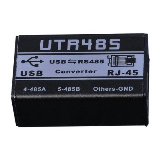 65661 dB-Mark UTR485 USB to RS485 Converter for control of DP Processors over RJ45